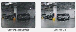 تکنولوژی Sense-Up دوربین های مداربسته