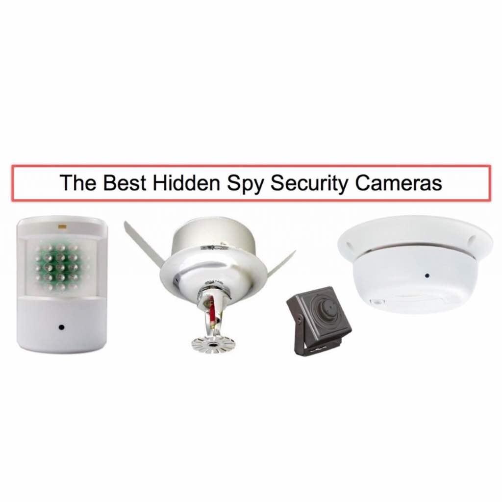 بهترین دوربین مداربسته جاسوسی پنهان