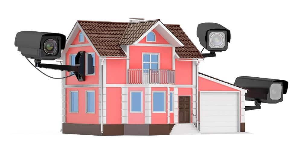 نصب دوربین مدار بسته منزل