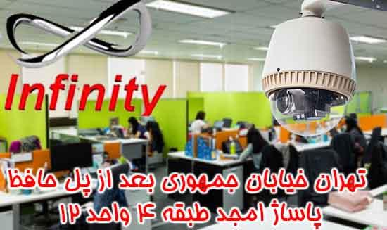 دوربین مداربسته برای Office Surveillance