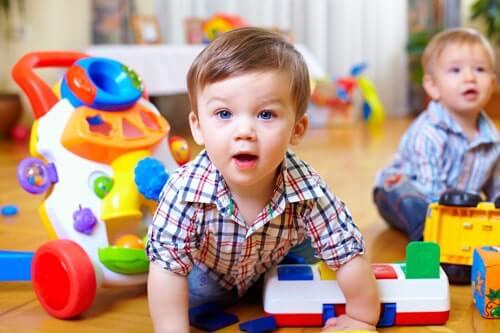 نصب دوربین مداربسته برای مهد کودک