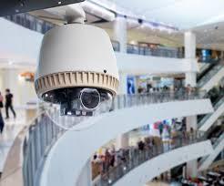 نصب دوربین مداربسته در مراکز خرید