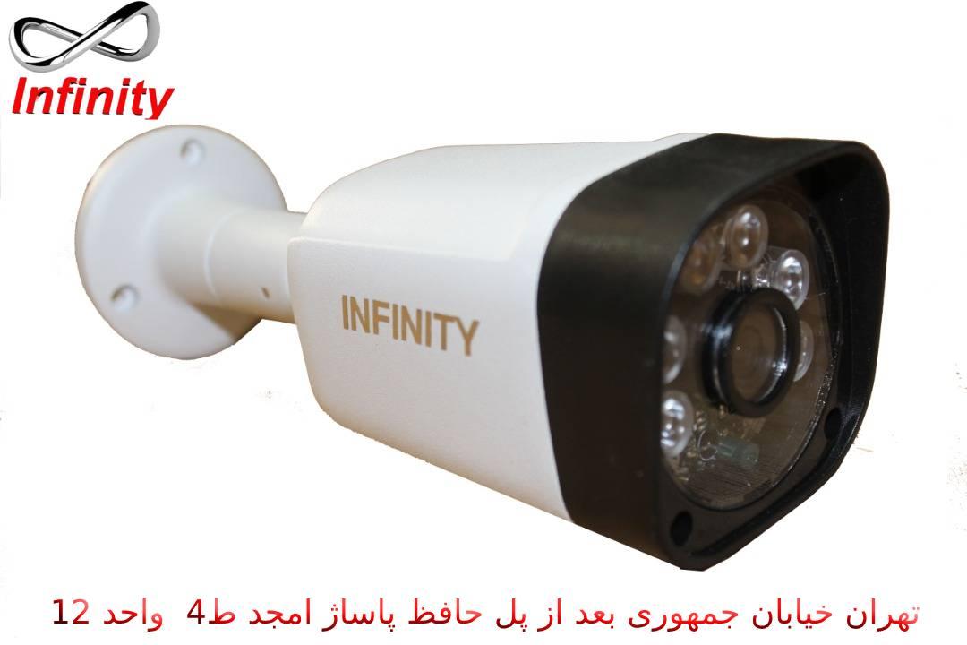 دوربین مدار بسته ایرانی