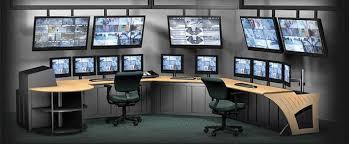 نحوه نمایش ویدئو ۱۰۸۰p از یک دوربین مداربسته AHD در مانیتورهای تلویزیونی چندگانه