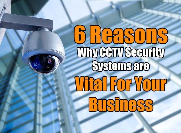 6 دلیل ضرورت استفاده از سیستم های امنیتی