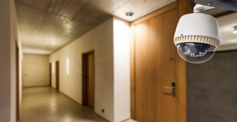 نصب دوربین مداربسته آپارتمان