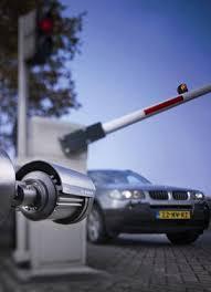 دوربین مداربسته با قابلیت تشخیص پلاک خودرو / پلاک خوان