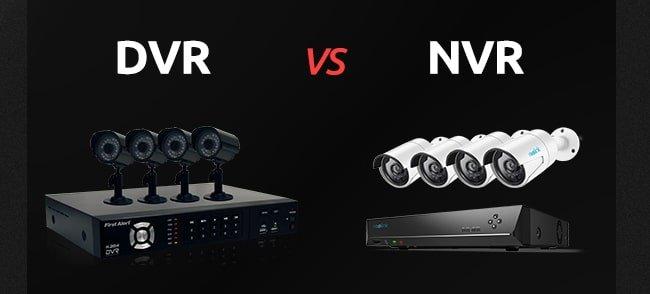 DVR یا NVR؟