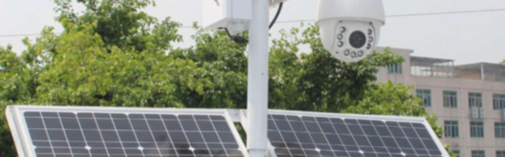 اطلاعات تکمیلی درباره ی دوربین مدار بسته خورشیدی