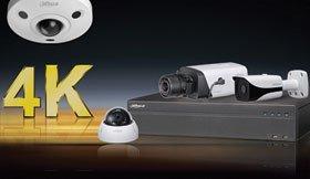 دوربین مداربسته 4K