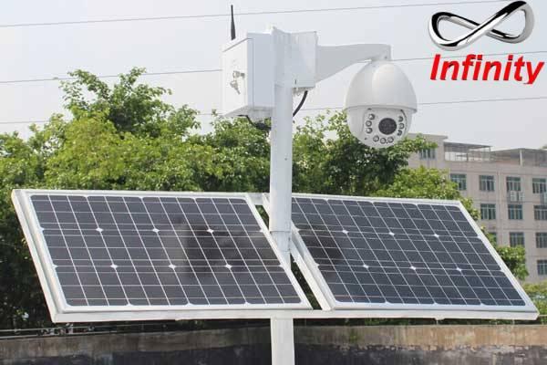مزایای دوربین مداربسته خورشیدی