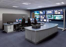 اتاق کنترل دوربین مداربسته