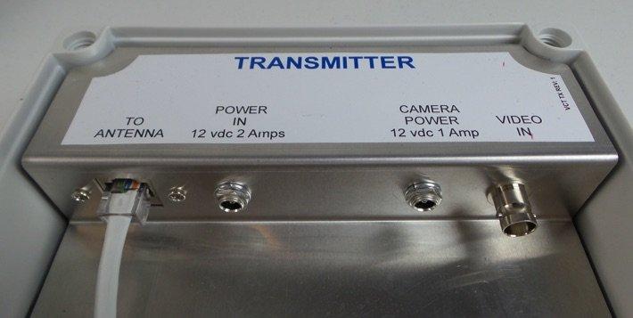فرستنده دوربین های مدار بسته در آسانسور
