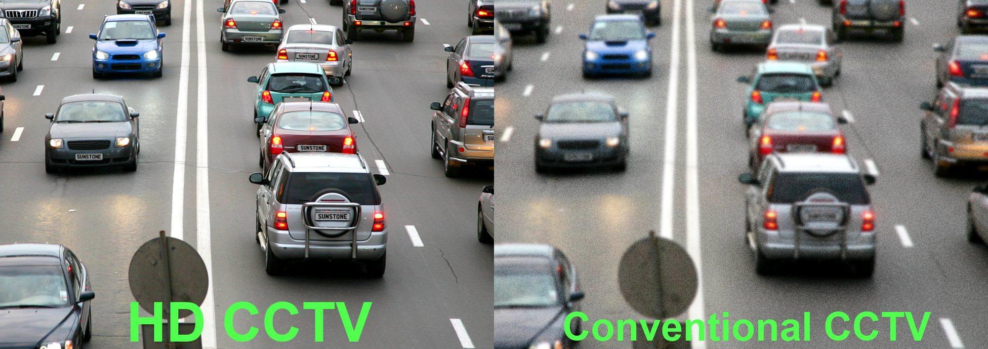 تغییر دوربین آنالوگ به دیجیتال