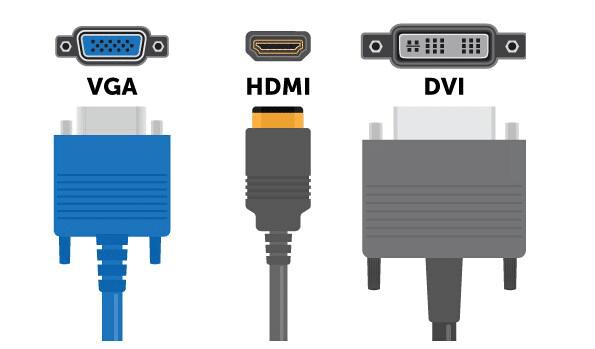 مقایسه کابل خروجی HDMI و VGA