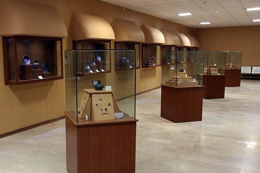 نصب دوربین مداربسته در موزه