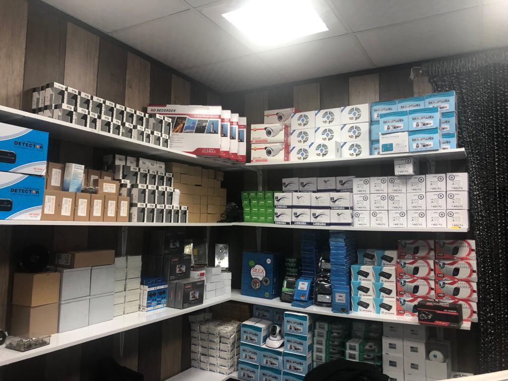 فروشگاه دوربین مداربسته آریا