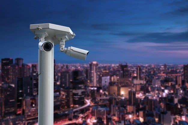دوربین مداربسته شهری