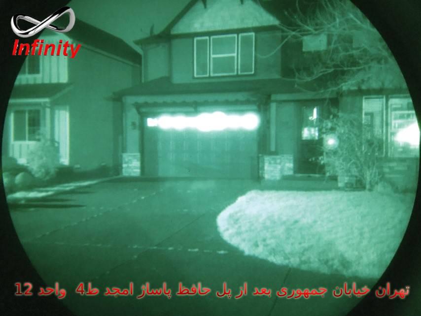 اهمیت استفاده از دوربین دید در شب رنگی