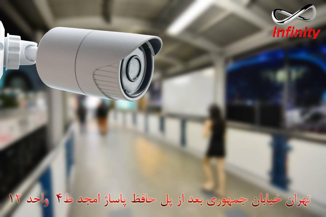 تست فنی دوربین مداربسته در زمان خرید