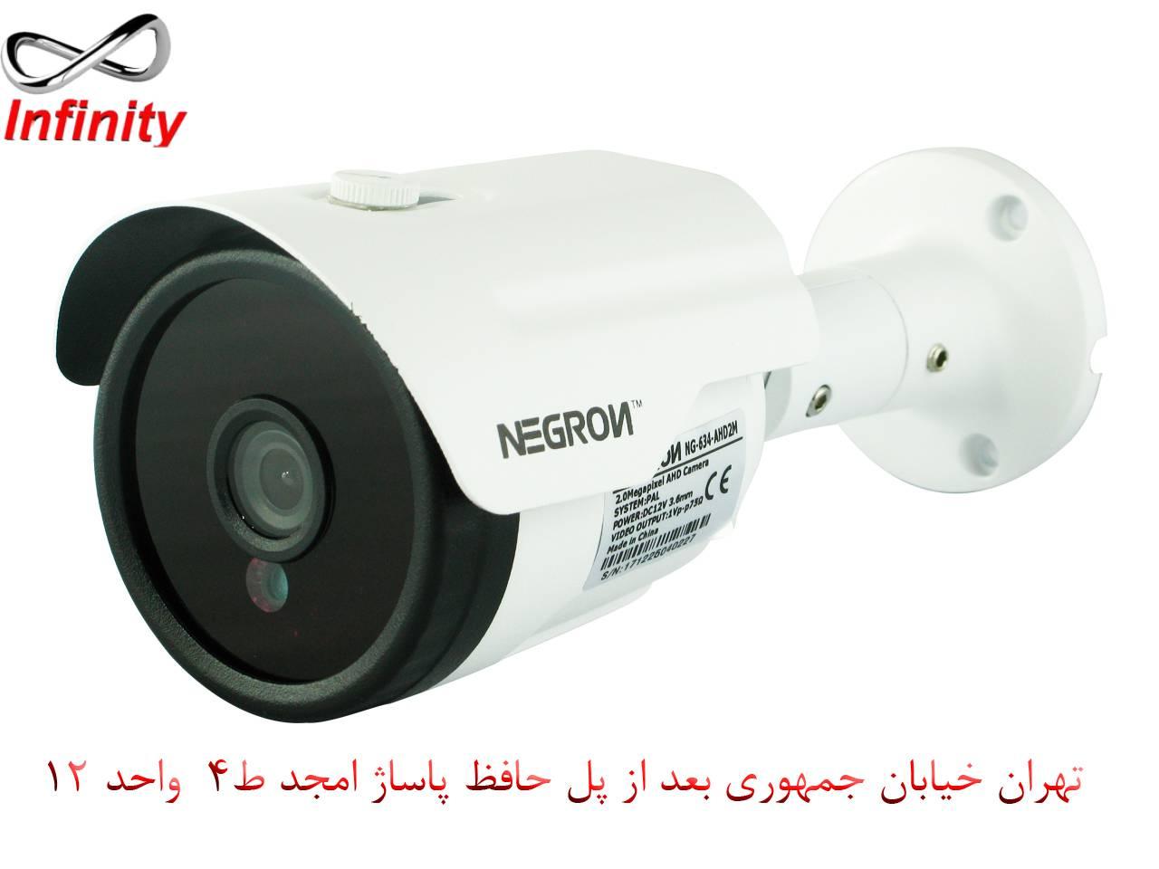 راهنمای خرید دوربین مداربسته AHD