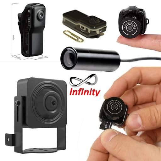 راهنمای خرید دوربین مداربسته جاسوسی