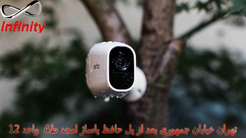 بهترین دوربین مداربسته در سال 1400