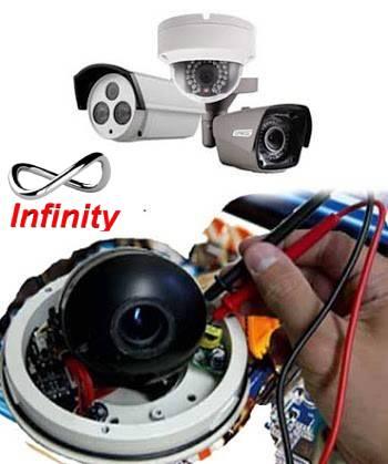 راهنمای تعمیر دوربین مداربسته