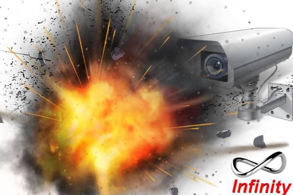 نحوه محافظت از دوربینهای مداربسته در برابر آتش