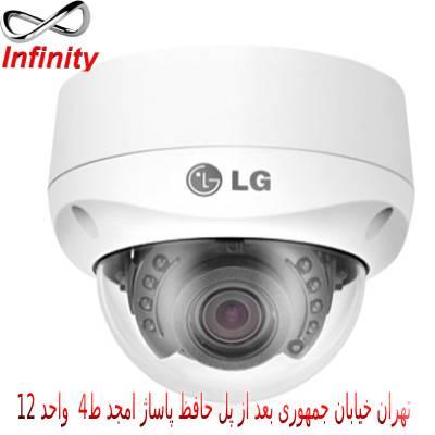معرفی دوربین مداربسته LG