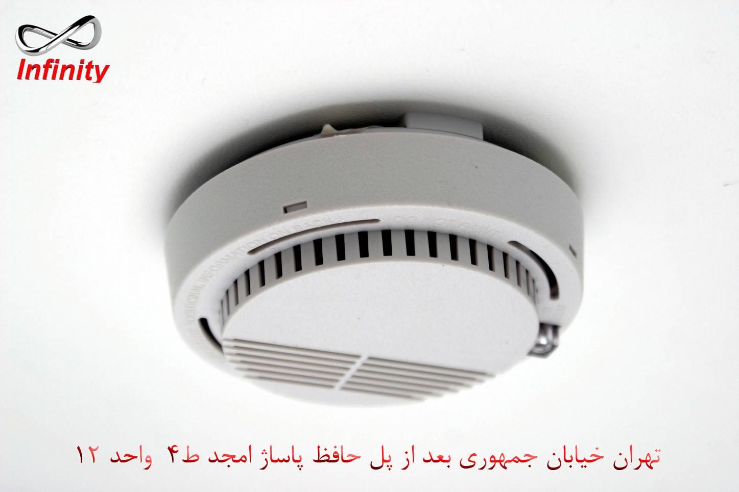 نقش انواع سنسورهای هشدار در امنیت محل