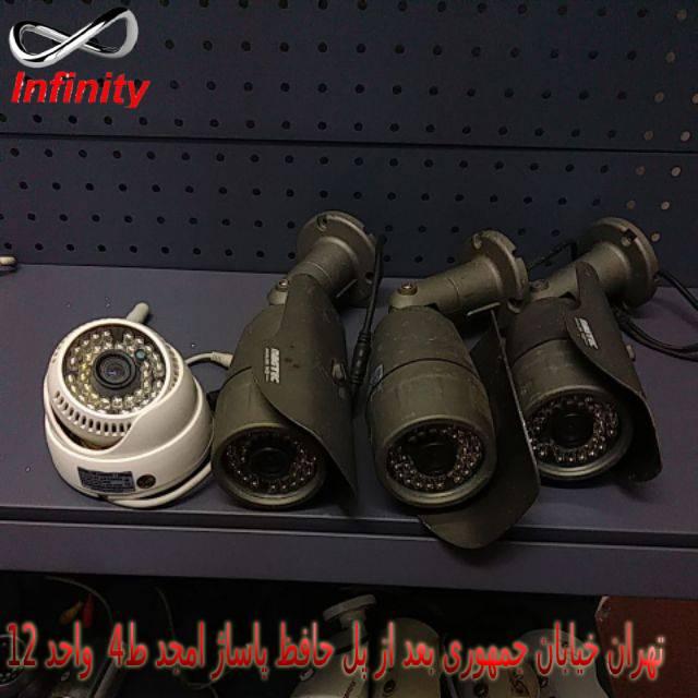 شرایط فروش دوربین مداربسته دست دوم