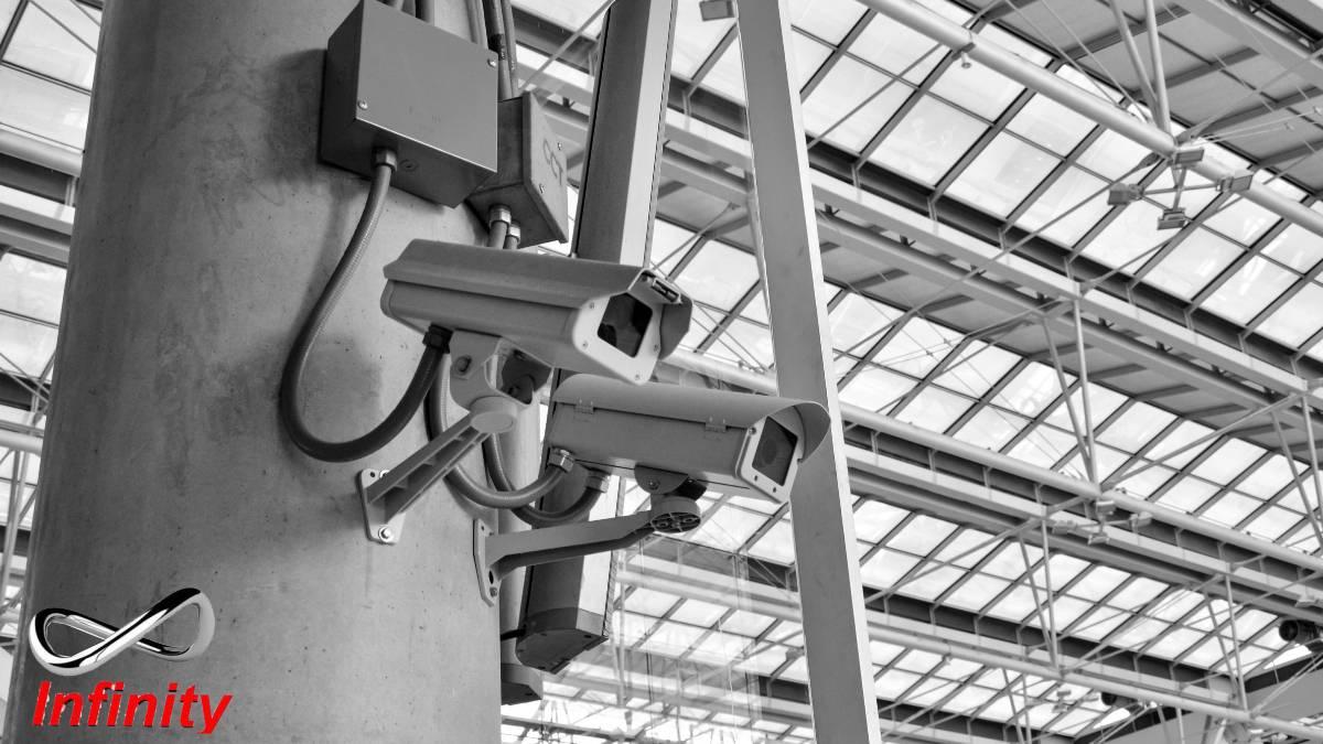 کاربرد دوربین مداربسته در محیط صنعتی