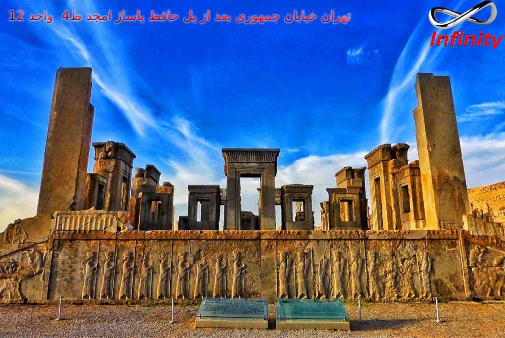 اهمیت نصب دوربین مداربسته در مناطق باستانی