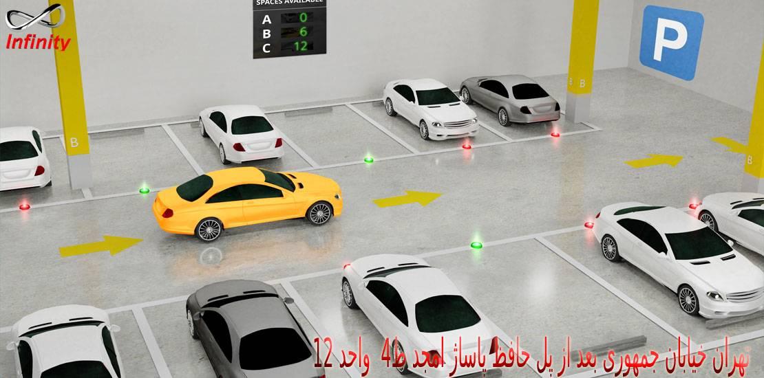 راهکار شرکت داهوا برای پارکینگ هوشمند