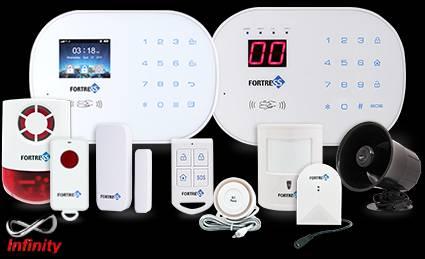 راهنمای اتصال دزدگیر منزل به دوربین مداربسته