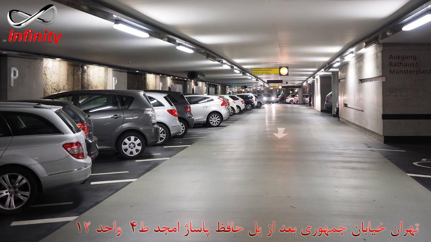 اهمیت نصب دوربین مداربسته در پارکینگ طبقاتی