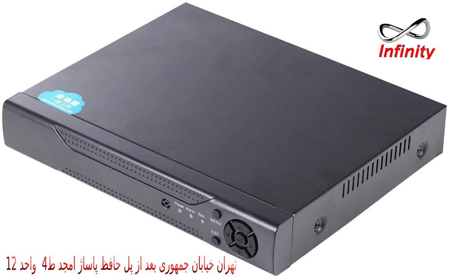 تفاوت دستگاه ضبط DVR و NVR